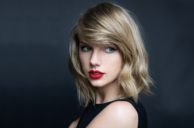 Taylor Swift's music catalog is now streaming online. Thanks, Jay-Z!