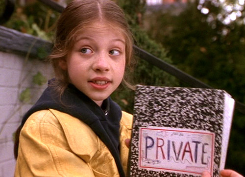 Fact: You're never too old to learn from 'Harriet the Spy'