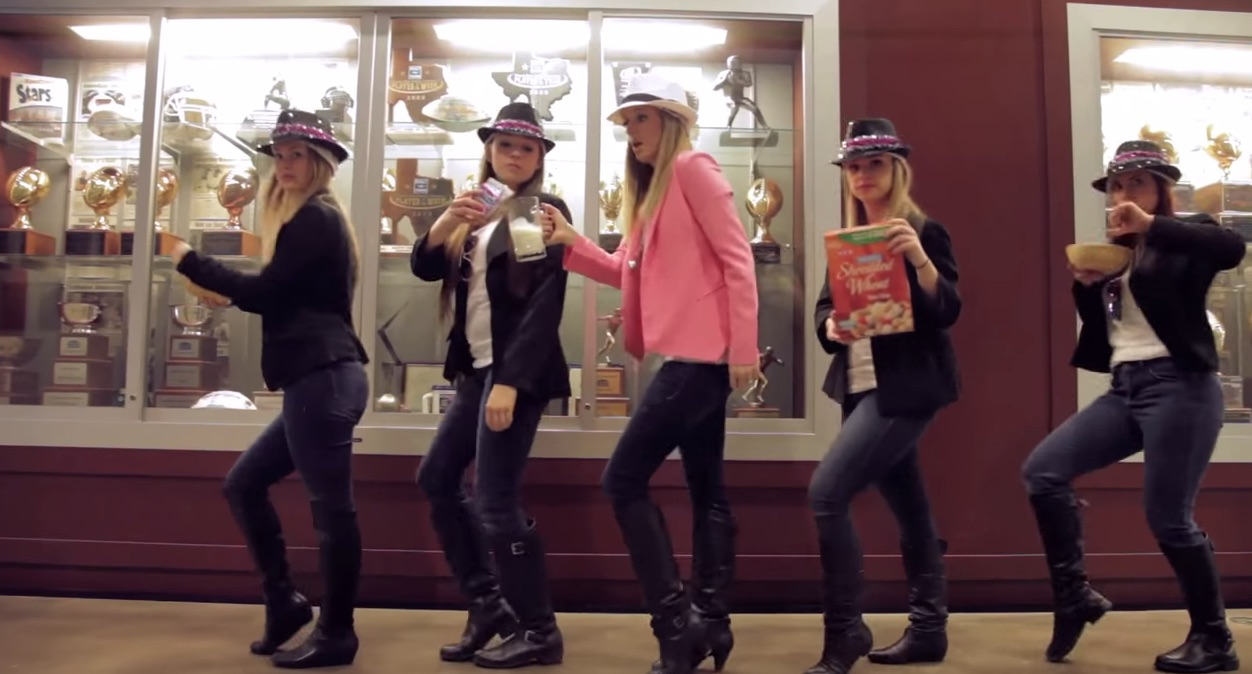 Best teachers ever pump up their students with a shot-for-shot 'Uptown Funk' parody