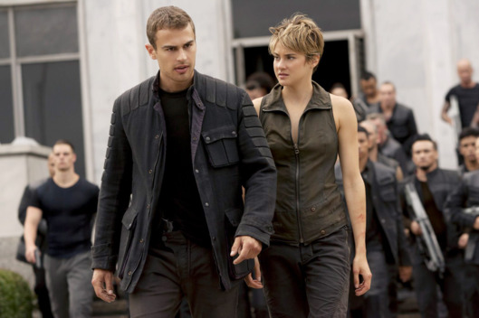 Veronica Roth talks about all the ways 'Insurgent' is different from the book