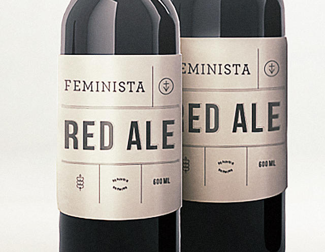 Feminist beer is challenging commercial sexism in a whole new way