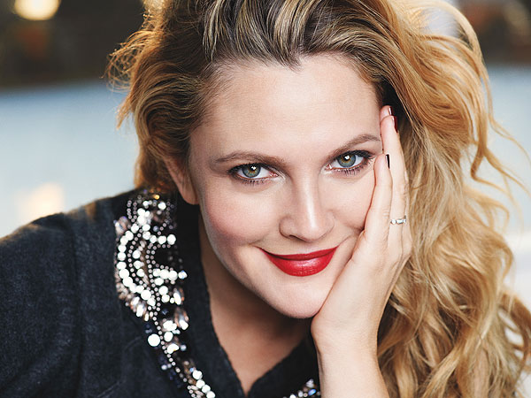 Drew Barrymore gets super-honest about her body image, and it's so refreshing