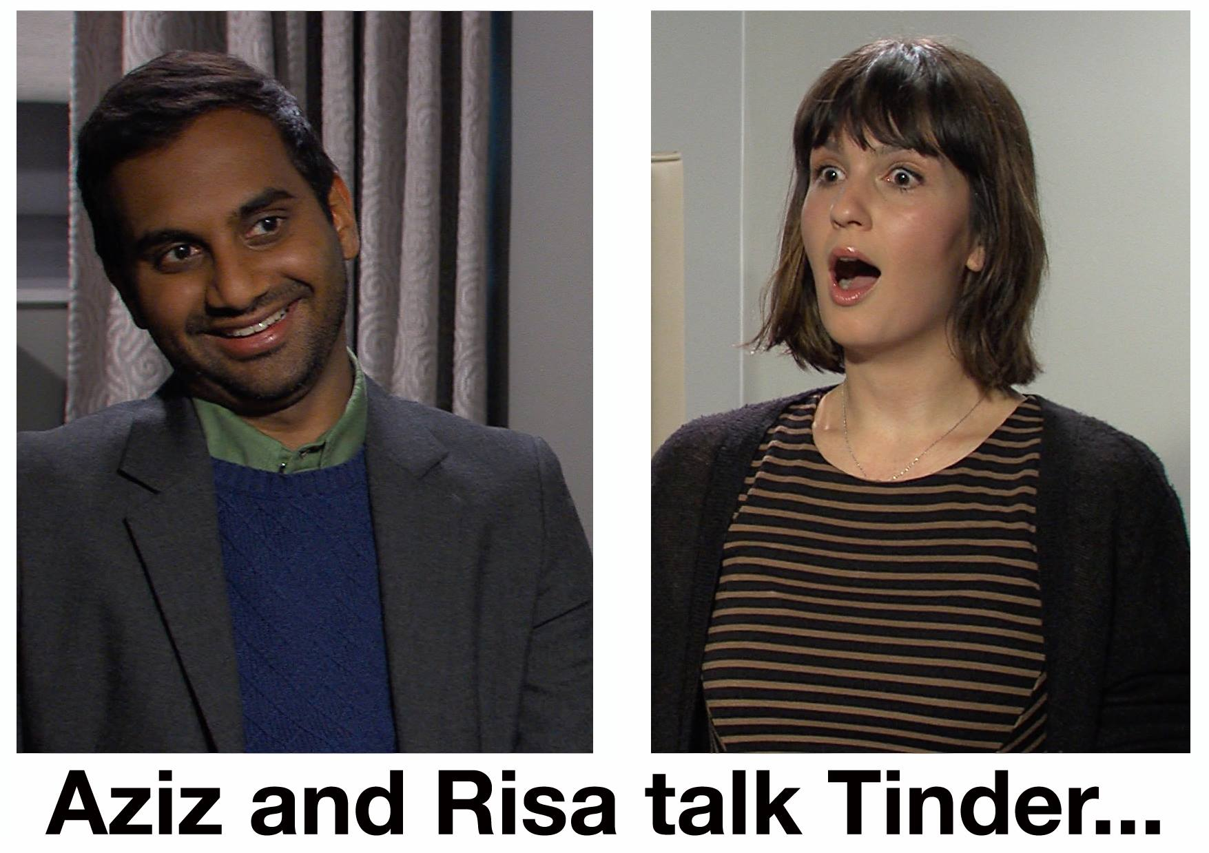 My convenient 'Inconvenient Interview' with Aziz Ansari