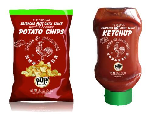 We are SO ready for Sriracha chips