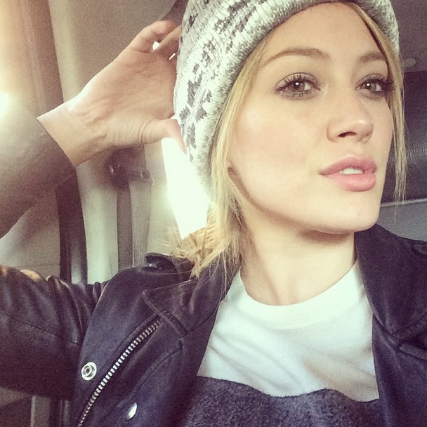 Oh, Hilary Duff we've been ready for your musical comeback and it's finally here
