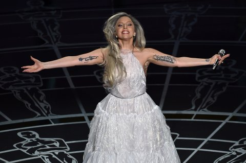 Happy Birthday, Lady Gaga! Here's to all the times you completely amazed us