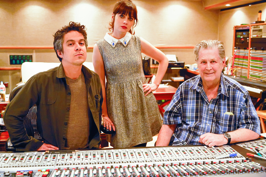 She & Him collabs with Brian Wilson—and we're thoroughly obsessed