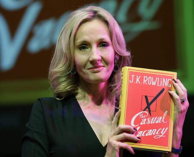 We're so excited for a peek at the new J.K. Rowling HBO miniseries