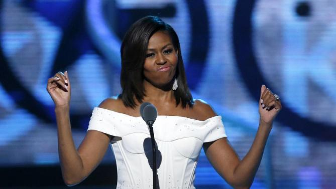 Michelle Obama's speech—and more inspiring moments from the Black Girls Rock! Awards