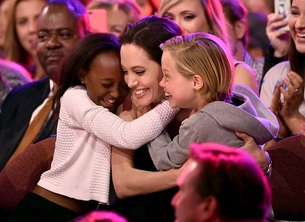 ICYMI: Angelina Jolie's kickass Kids' Choice Awards speech was everything