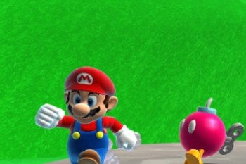 BRB, playing this futuristic Super Mario 64 update for the rest of the day