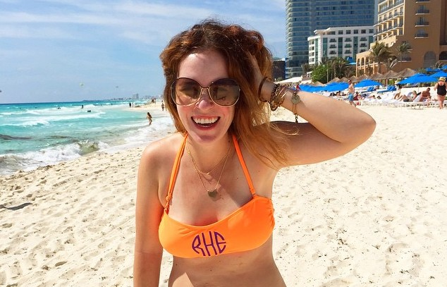 The woman whose bikini pic went viral responds to amazing feedback