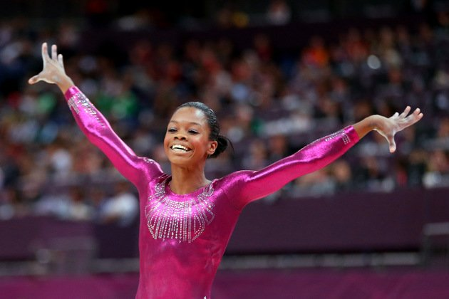 We can all watch Gabby Douglas get ready for the 2016 Olympics. #Winning