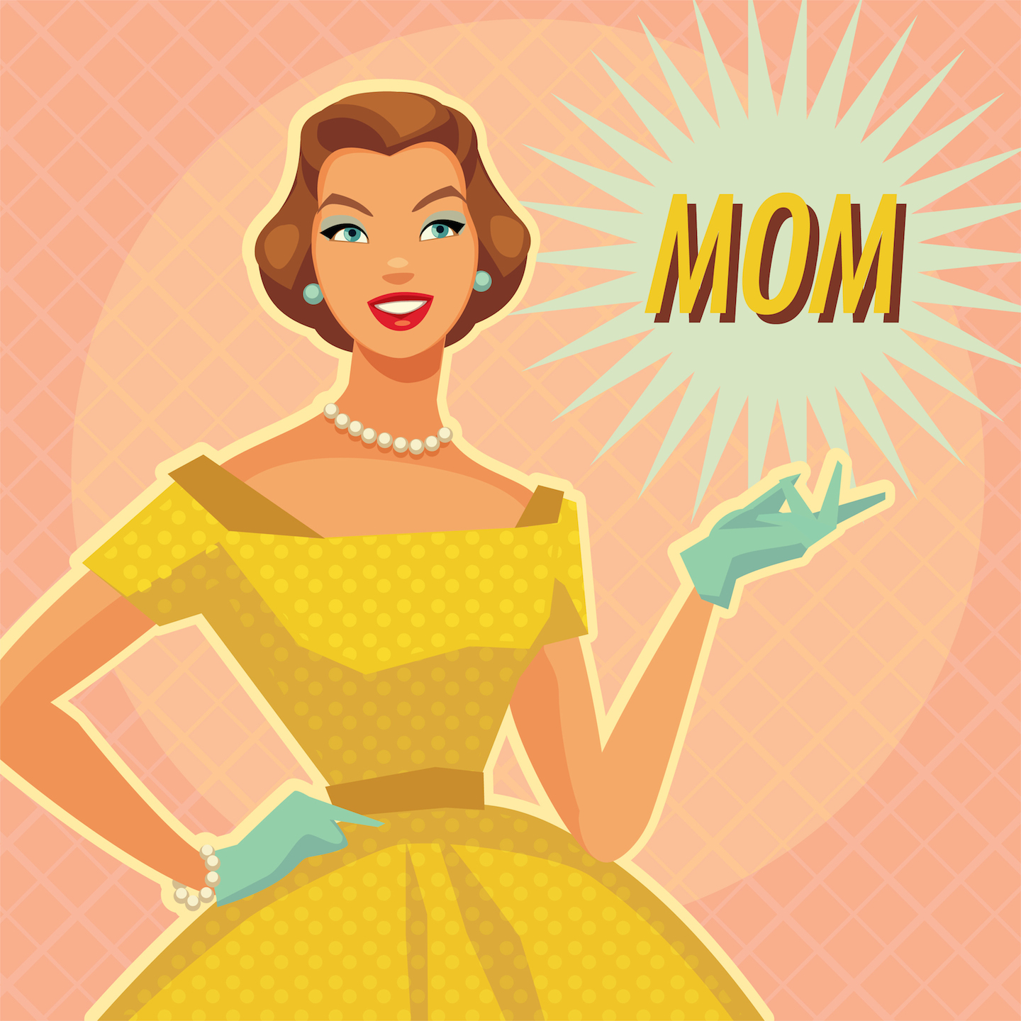 Just some mom-isms to get you through the week