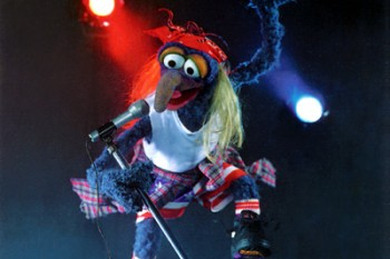 "Watch Gonzo from 'The Muppets' perform the Digital Underground rap jam, ""The Humpty Dance"""