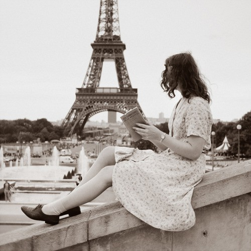 Need a vacation? These five books will teleport you to Paris