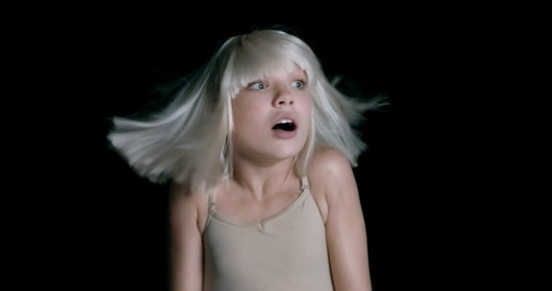 "Maddie Ziegler and Sia continue their epic music video collab with ""Big Girls Cry"""