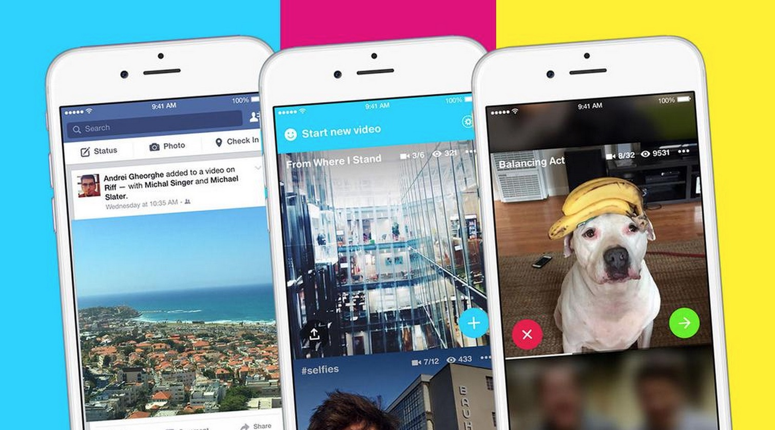 Can Facebook win back teens with new video app Riff?