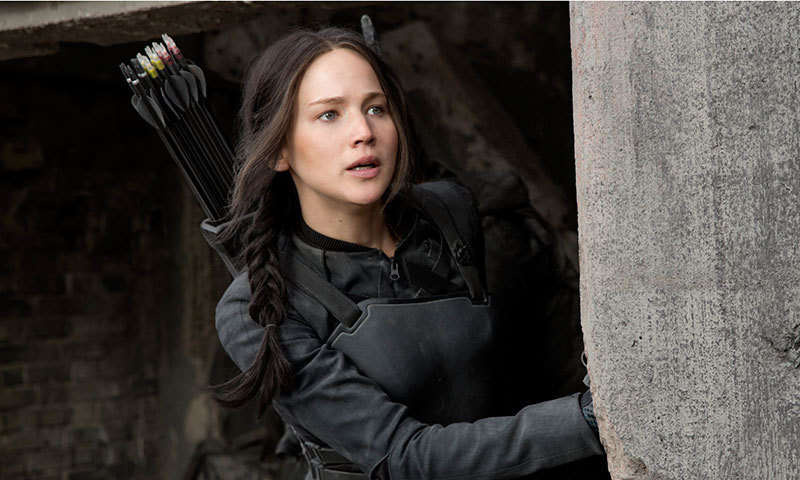 Hunger Games theme park? We are packing our bags and buying our tickets