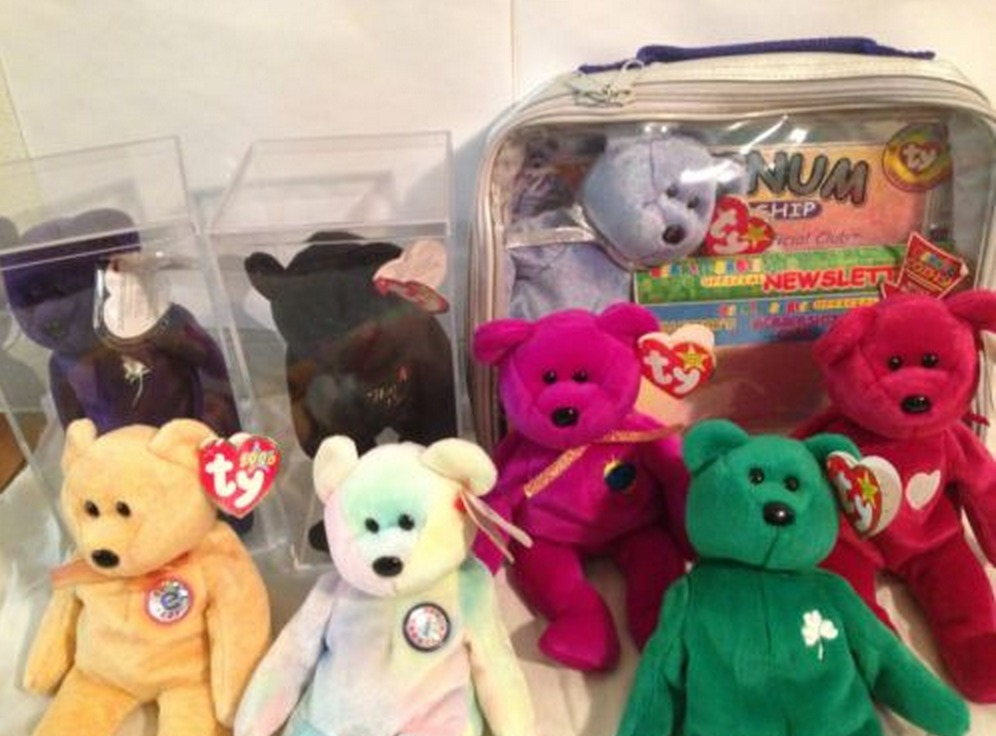 Time to dust off your Beanie Babies: These dolls are selling for $100k!