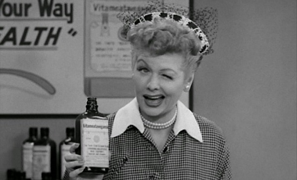 Why is everybody freaking out about this Lucille Ball statue?