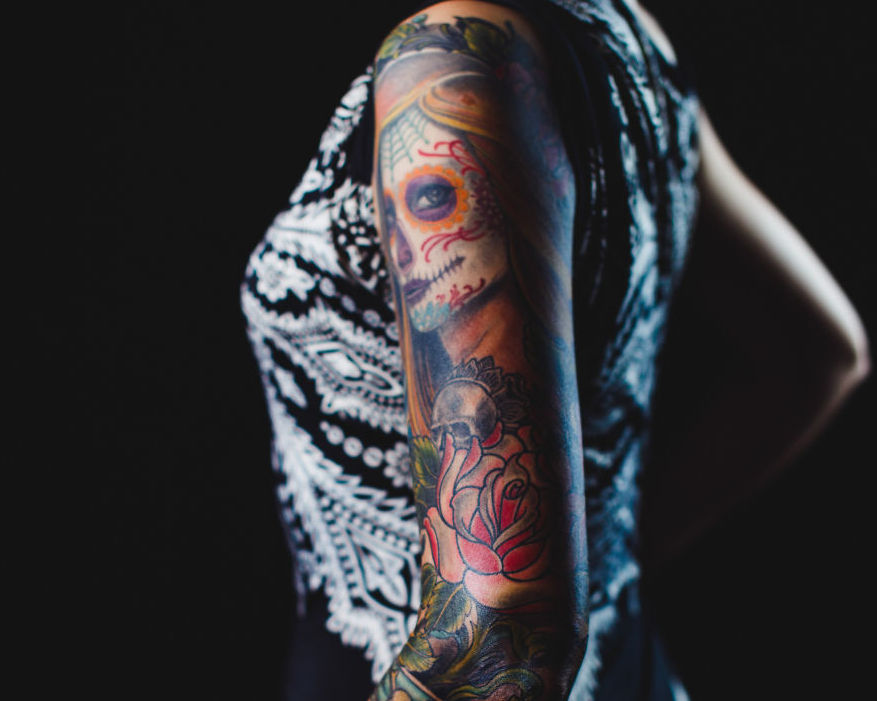 Combating major tattoo stigmas, one rad photo (series) at a time