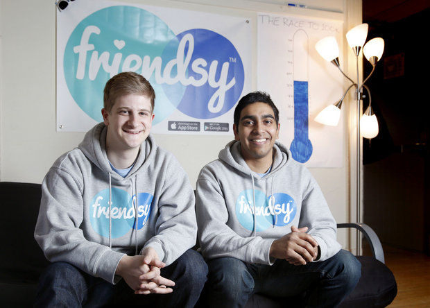 Did these two students just invent the next Facebook?