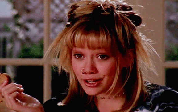 All those times Lizzie McGuire (and Hilary Duff) totally got us