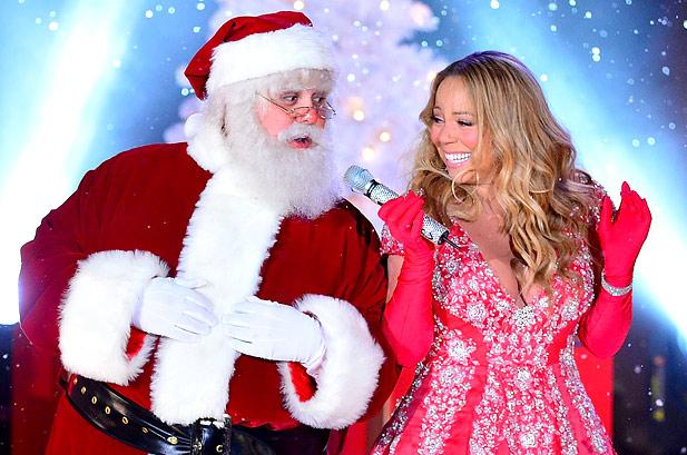 I think we can all agree that a Mariah Carey Christmas movie is a brilliant idea