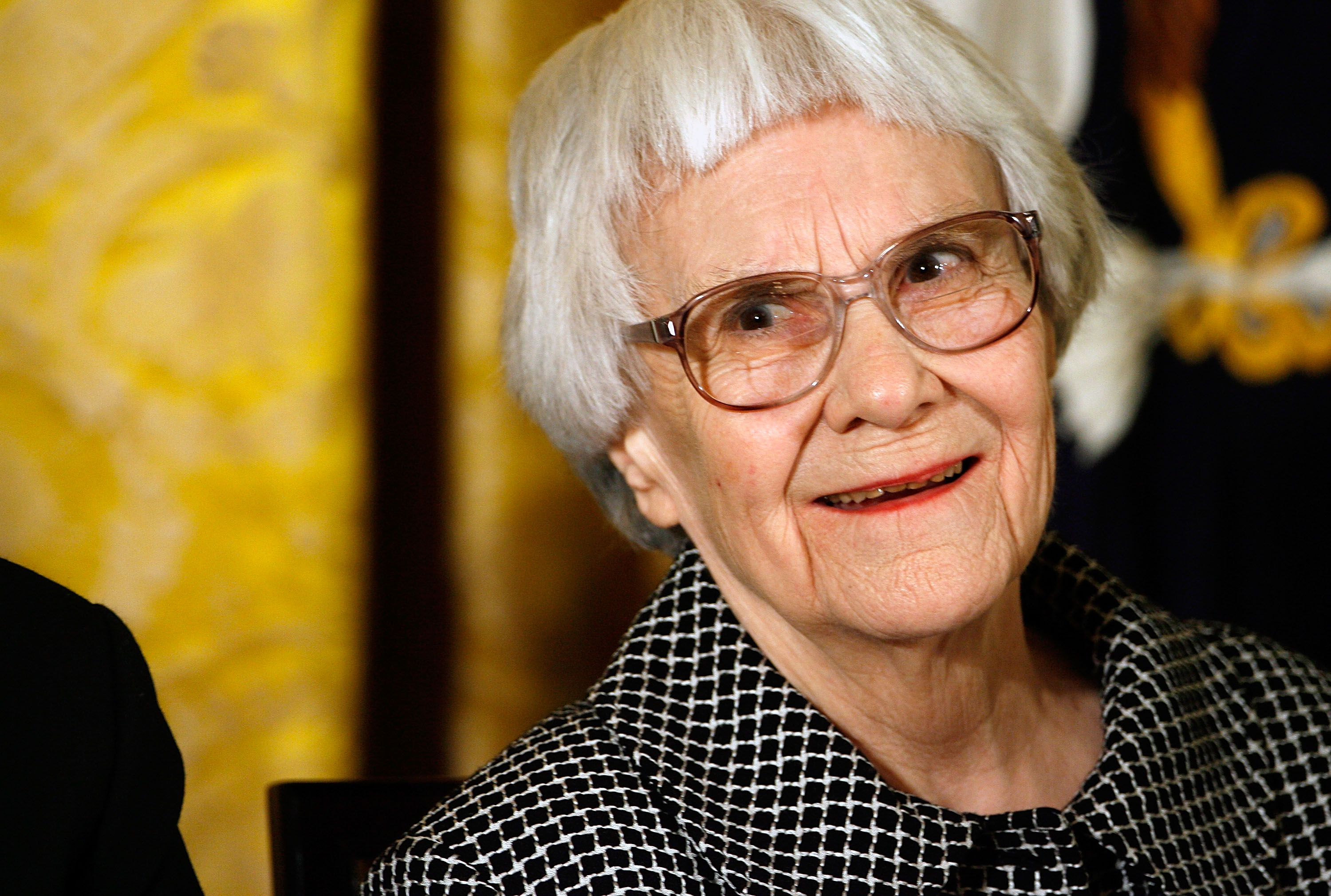 Happy birthday, Harper Lee—and thank you for changing my life