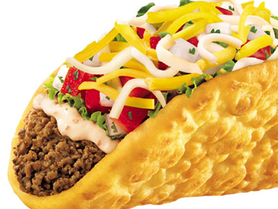 Taco Bell is going to start delivery service, YASS