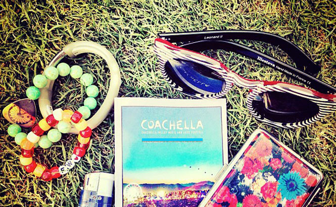 If you're going to Coachella, here are all the things you actually need to pack