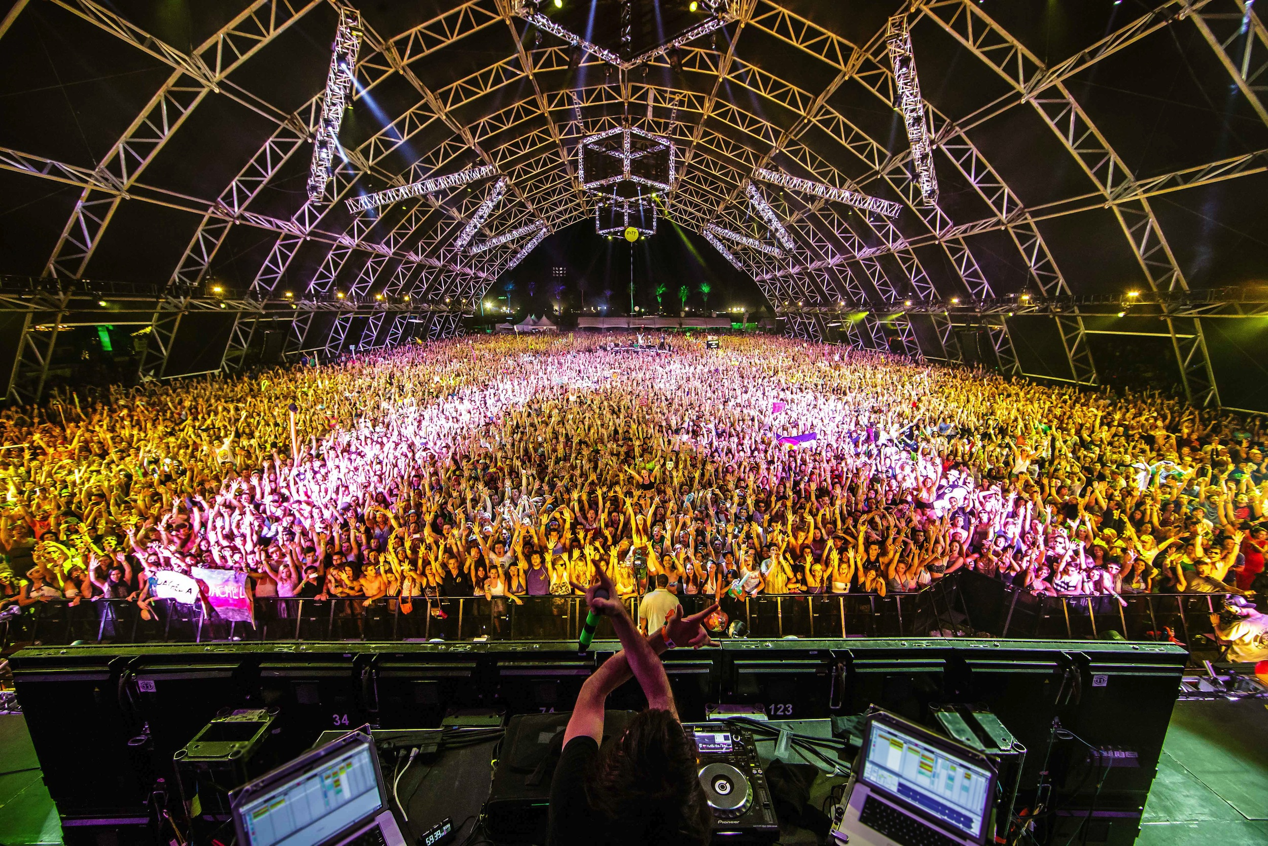 Why I don't mind missing Coachella this year