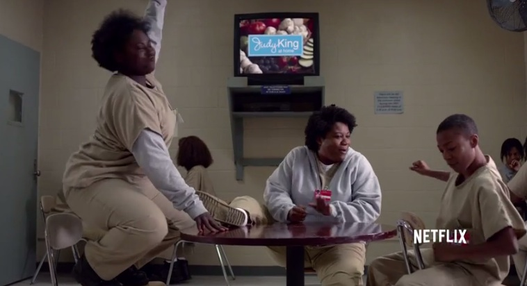 Celebrate! For the Netflix gods have smiled, and dropped the 'OITNB' season 3 trailer