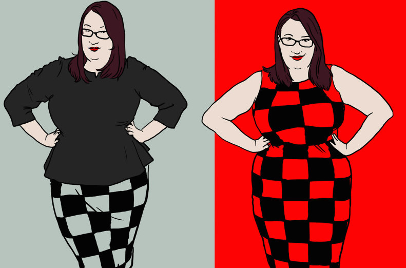 The truth about shopping while 'plus-size'