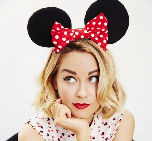 We want everything from Lauren Conrad's adorbs Minnie Mouse line