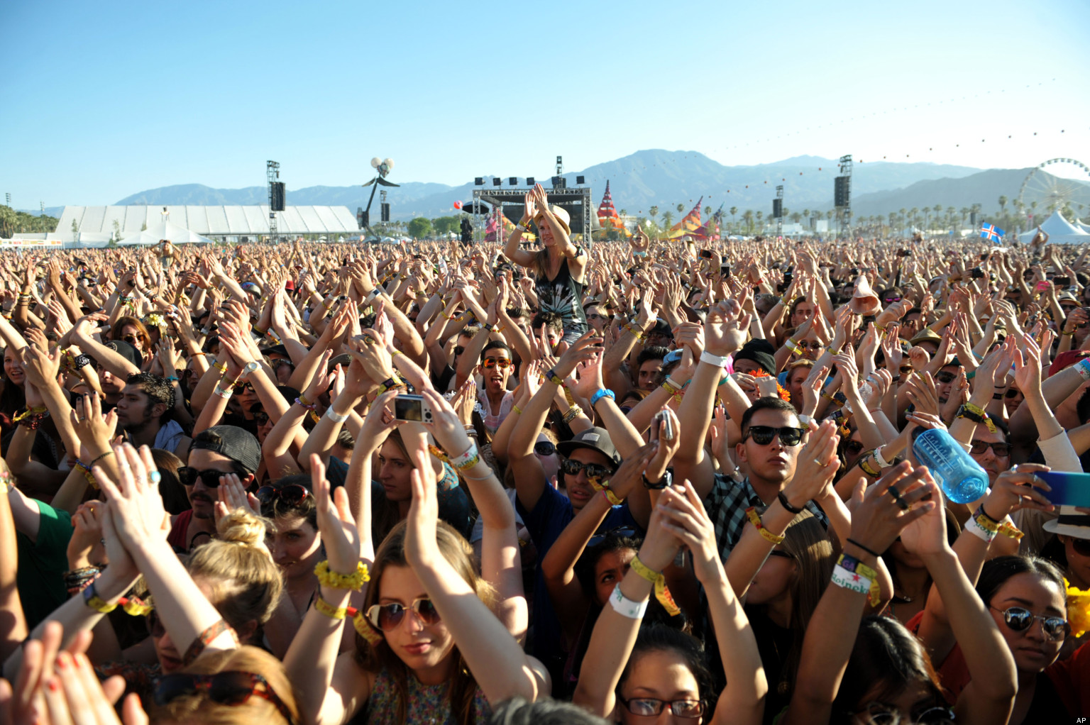 Enjoy Coachella from the comfort of your own couch