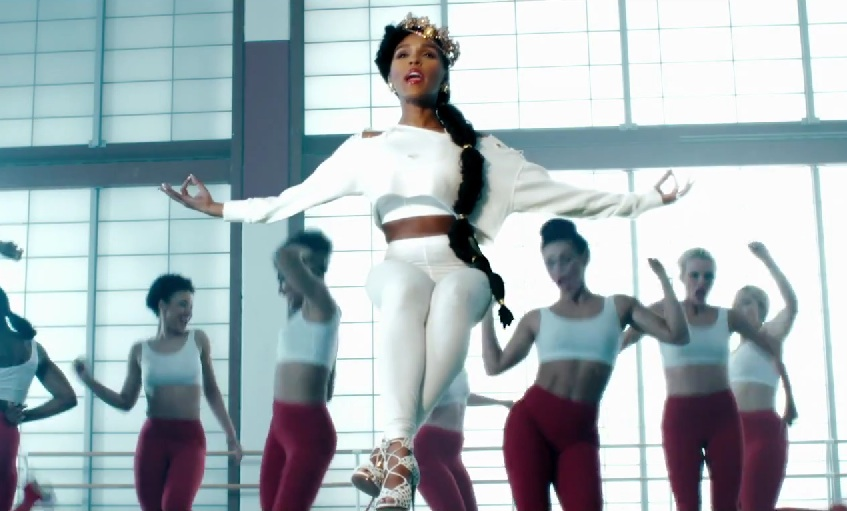 "Why we're utterly obsessed with Janelle Monáe's new ""Yoga"" video"