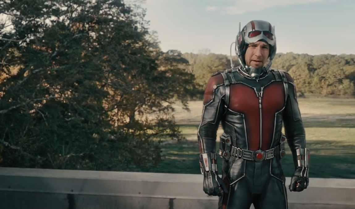 We officially have a new 'Ant-Man' trailer and it is time to get excited