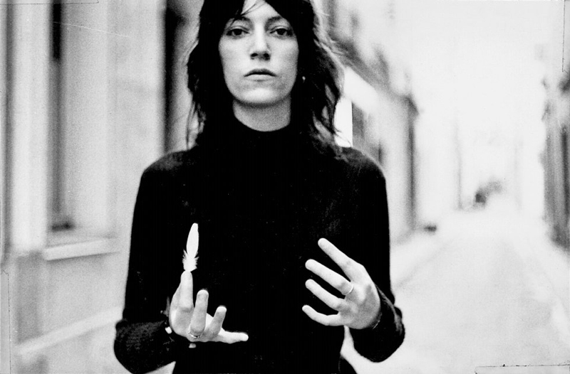 Patti Smith's publishing a sequel to 'Just Kids,' let the anticipatory joy commence