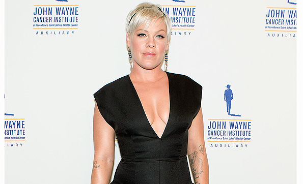 P!nk just broke Twitter with her powerful message about body love