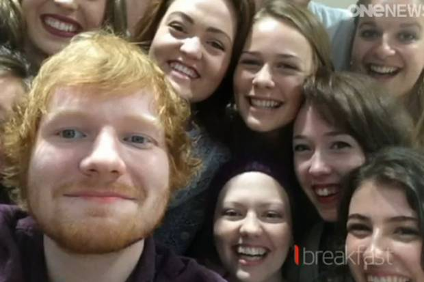 Ed Sheeran went above and beyond for a fan with cancer, winning over our hearts per usual