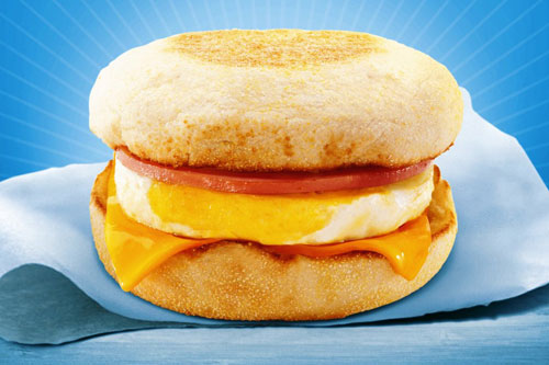 You can now buy Egg McMuffins with Taco Bell receipts, so there's that
