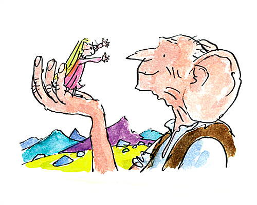 Disney's 'The BFG' is bringing our childhood bookworm dreams to life