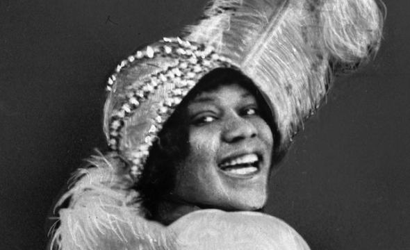 On Bessie Smith's birthday, we're celebrating the first lady of blues