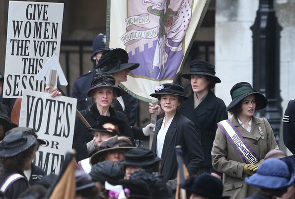A feminist flick starring Meryl Streep and Carey Mulligan? Yes, please!