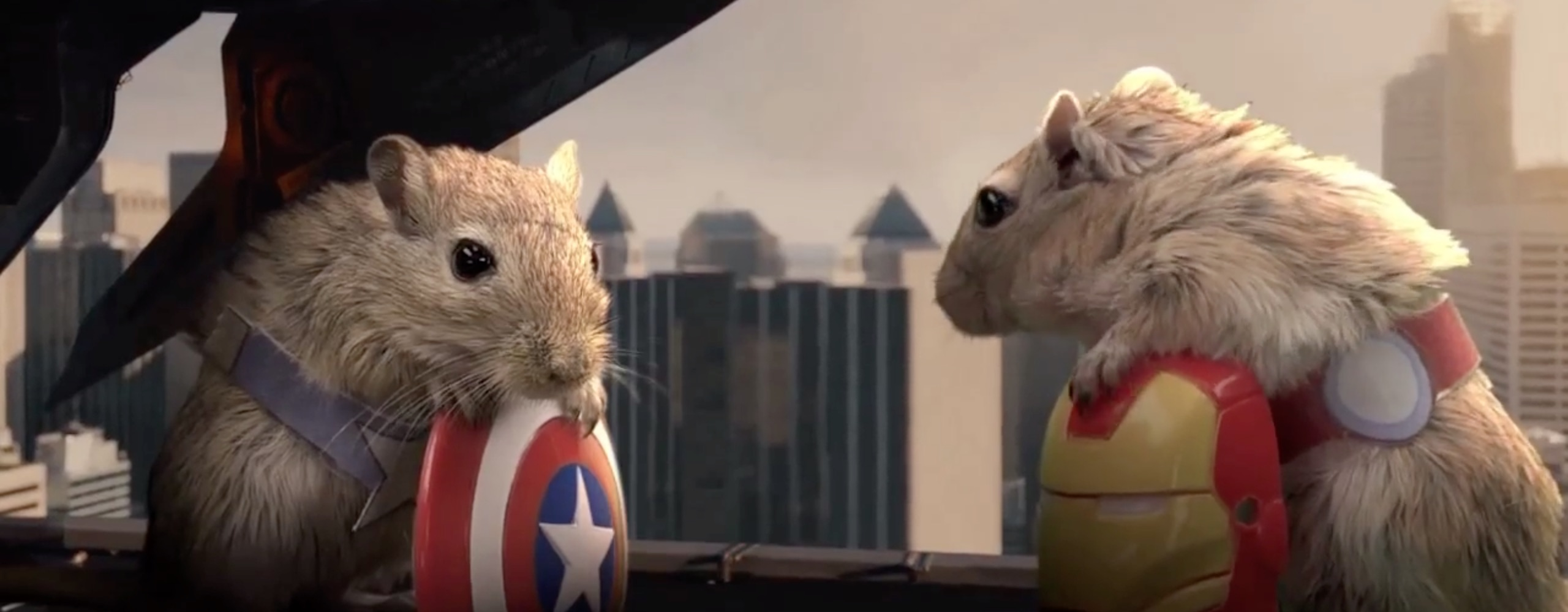 AvenGerbils is the funniest 'Avengers' spoof yet