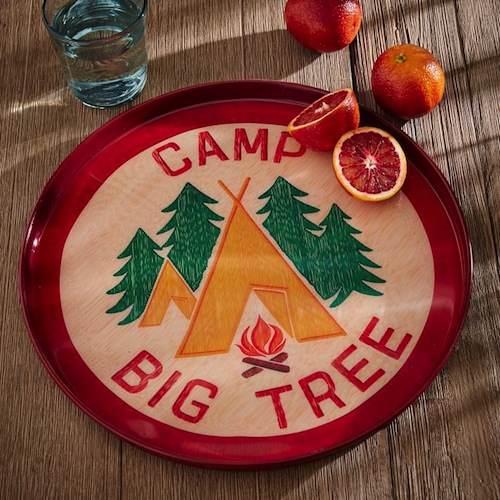 These adorable housewares bring us back to summer camp