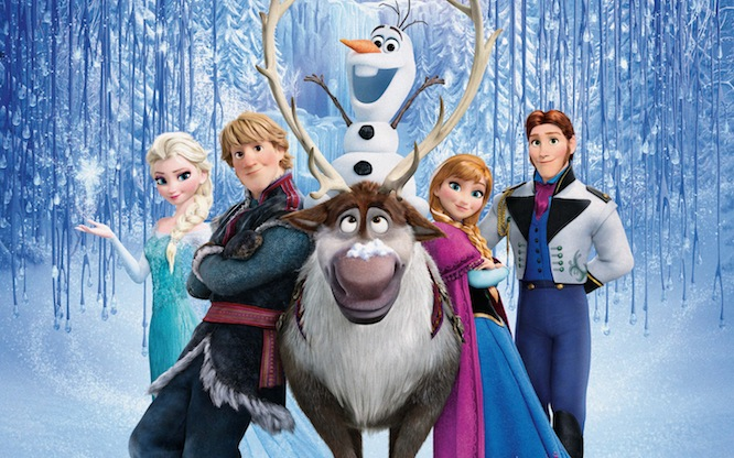 Brace yourselves: 'Frozen' is about to invade your TV