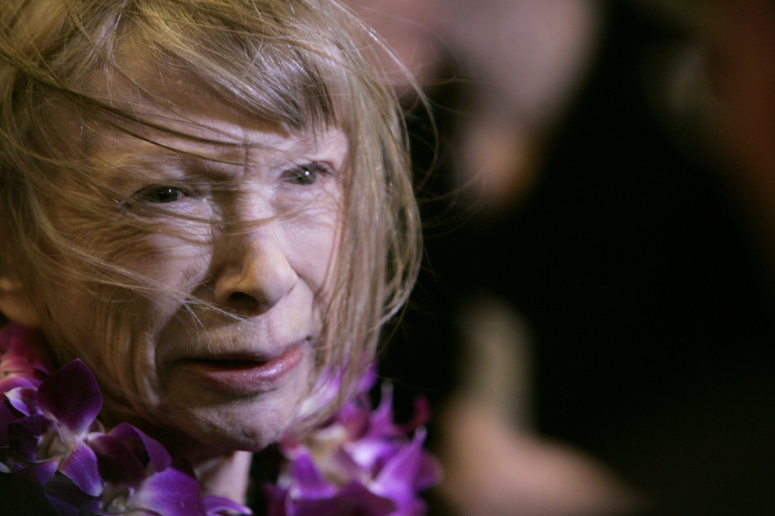 10 essays that will get you hooked on Joan Didion